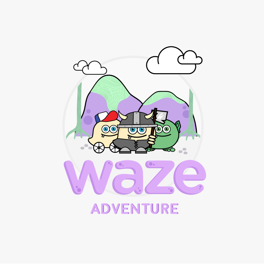 WAZE FOR KIDS