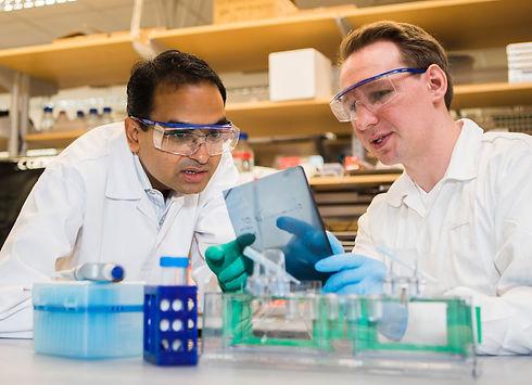 Singapore Translational Cancer Consortium Research-based molecular diagnostic platform Co-lead Dr Anand Jeyasekharan