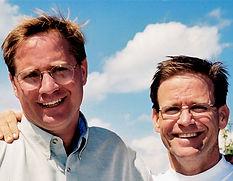 Bob and Scott Von Eschen