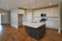 Beautiful contemporary white kitchen
