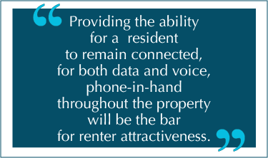 The Fourth Utility:  Wireless is the New Bar for Renter Attractiveness