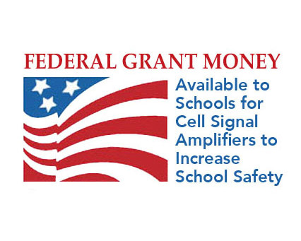 Grants Available for Cell Signal Amplifiers to Increase School Safety