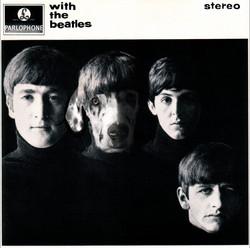 Great Dane as George Harrison Beatles