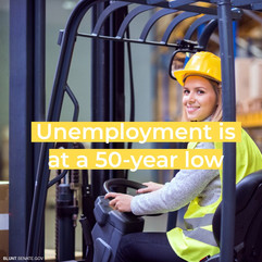 Unemployment50yearLowTrumpSuccess.jpg