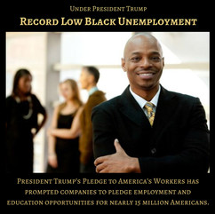RecordLowBlackUnemployment5-TrumpSuccess