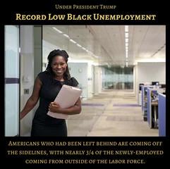 RecordLowBlackUnemployment4-TrumpSuccess