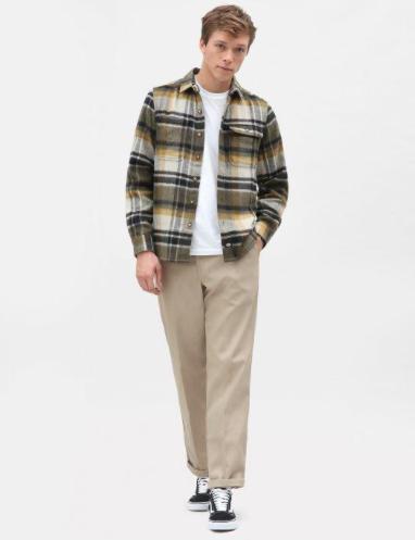 Pantalon DICKIES Original 873 -BEIGE