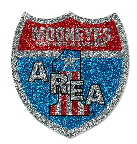 Sticker MOONEYES