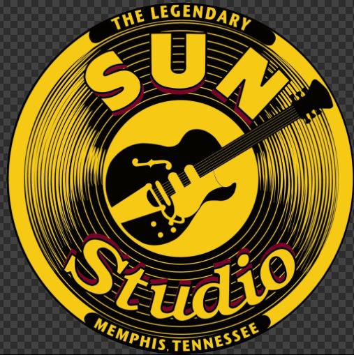 Sticker SUN Studio