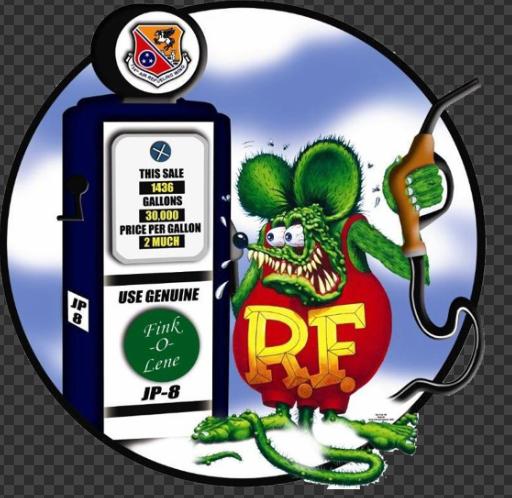 Sticker Rat Fink