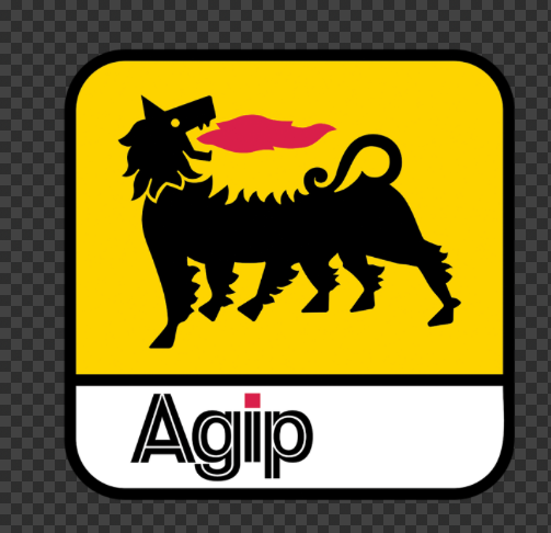 Sticker Agip