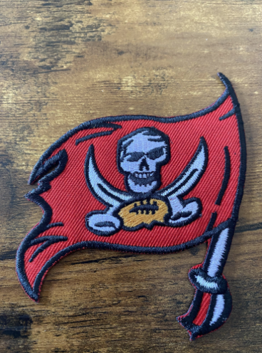Patch Drapeau Pirate