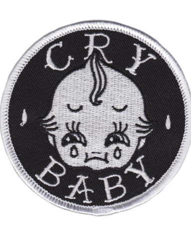 Patch Sourpuss Cry Baby