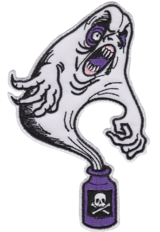 Patch Sourpuss Ghost