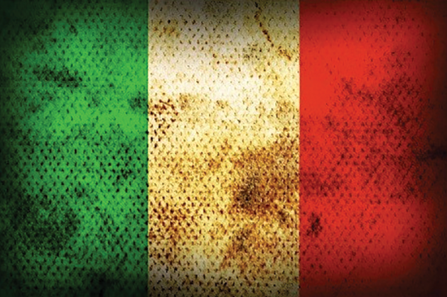 Sticker Drapeau ITALIE