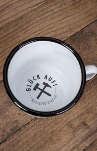 Mug en émail -Rumble59 - Ruhrpott Rock 'n' Roll