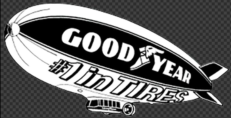 Sticker GOOD YEAR
