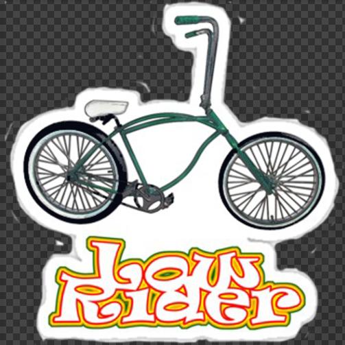 Sticker Low Rider