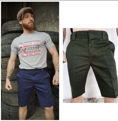 """Bermuda """" Slim Fit Short"""" Dickies"""