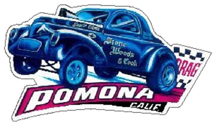 Sticker DRAG POMONA