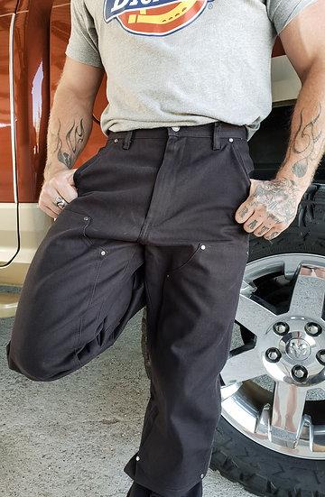 """Pantalon de Travail """"Utility"""" Avec Genoux Renforcés"""