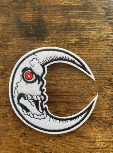 Patch Lune-Skull