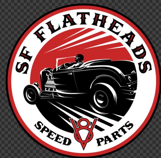 Sticker SF FLATHEADS