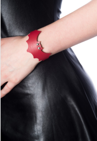 Bracelet NIGHTWING Red Banned