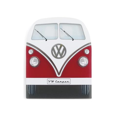 VW T1 Combi Grattoir de glace - rouge