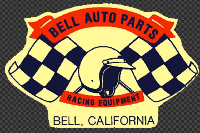 Sticker BELL AUTO PARTS