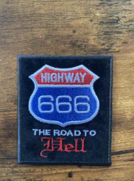 Patch  HIGHWAY 666