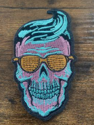 Patch Skull Cool