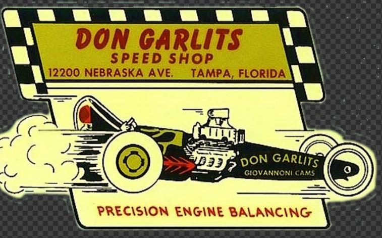 Sticker DON GARLITS