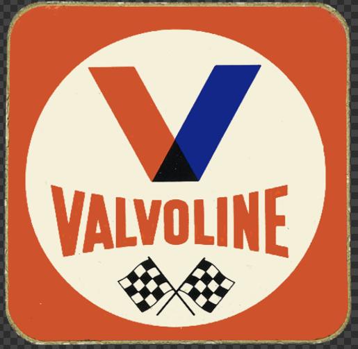 Sticker VALVOLINE