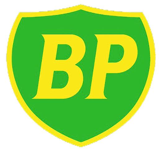 Sticker BP