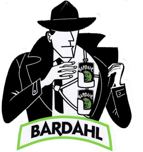 Sticker BARDAHL