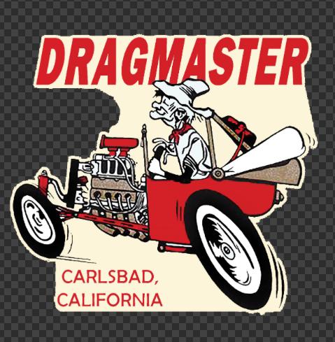 Sticker DRAGMASTER
