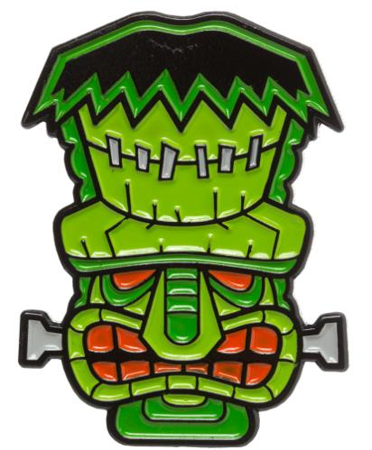 Pin's  Tiki Monster Sourpuss