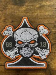 Patch Skull 69-13