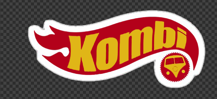 Sticker KOMBI