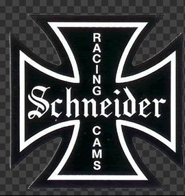 Sticker RACING CAMS Schneider
