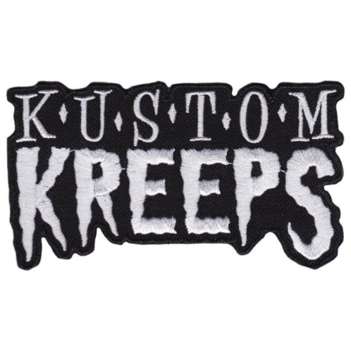 Patch Kustom Kreeps Iron-On
