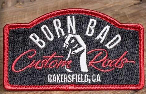 Patch Born Bad Rumble59