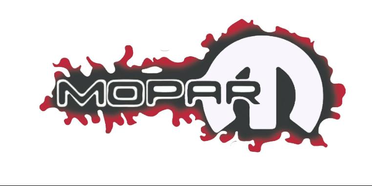 Sticker MOPAR
