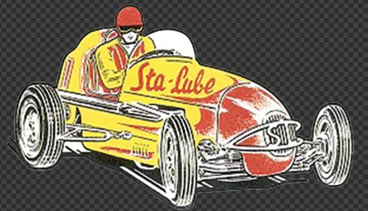 Sticker Sta-Lube