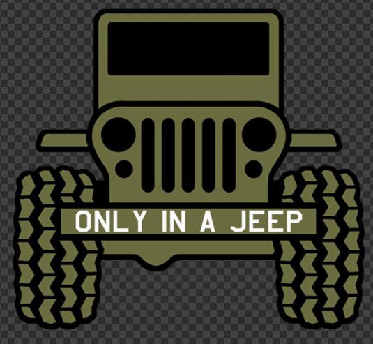 Sticker JEEP