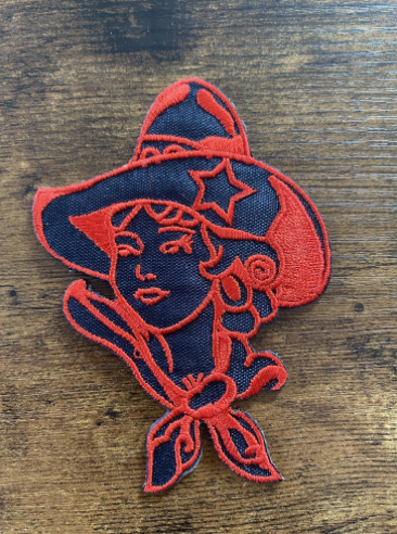 Patch CowGirl
