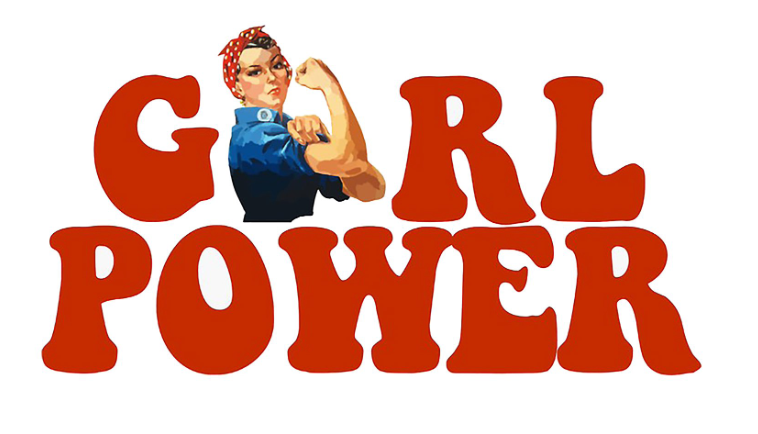 Sticker GIRL POWER
