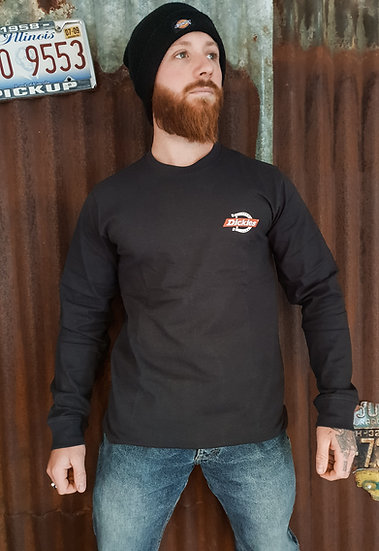 T-Shirt Ruston Dickies ( Black )