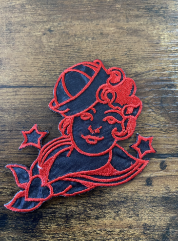 Patch  Sailor Girl